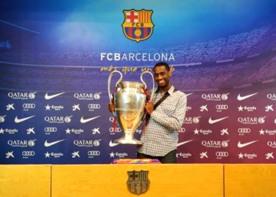 9 Questions With Marlon