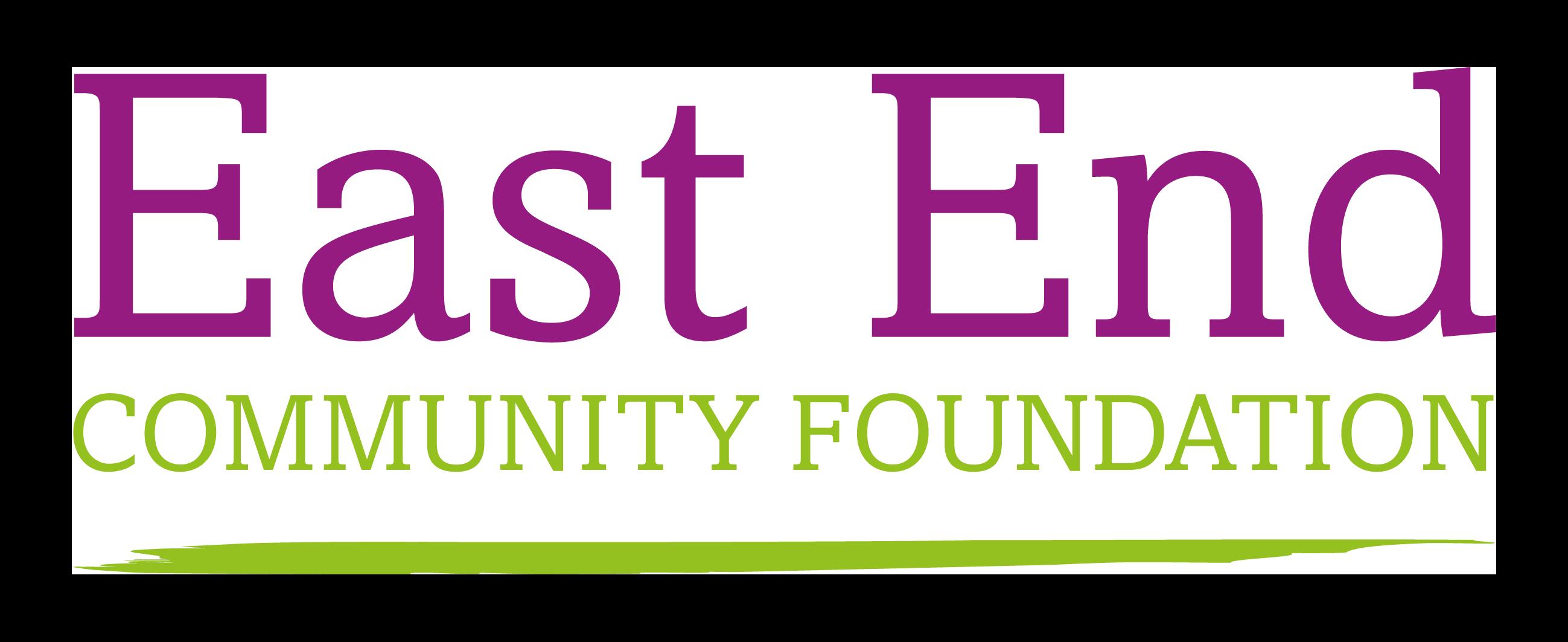 East End Community Foundation logo